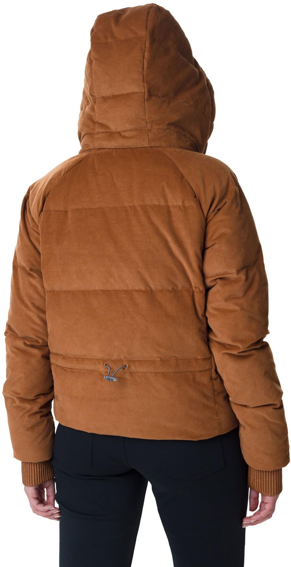 Columbia Ruby Falls Manteau en duvet Femme, camel brown corduroy